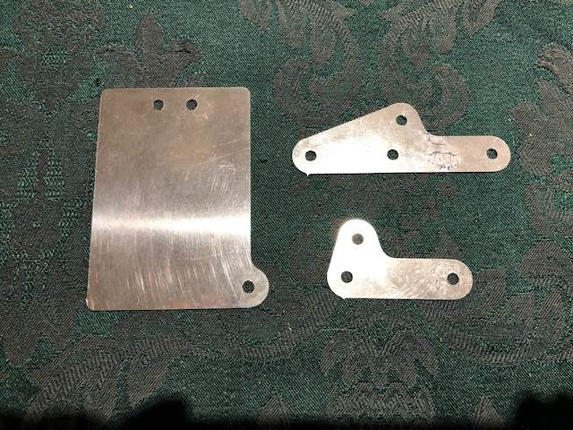 OPP Pedal Extensions