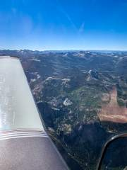 Over Yosemite